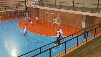 Confira os resultados da rodada da Taça EPTV de Futsal Sul de Minas