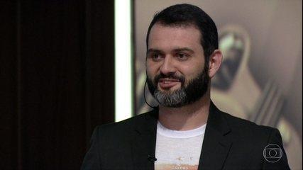 Maestro Filipe Barreto Kochem fala da trajetória da Orquestra