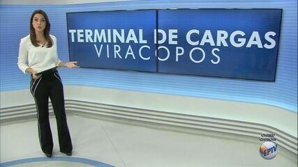 Movimentação de cargas para exportação no Aeroporto de Viracopos aumenta 77% em junho
