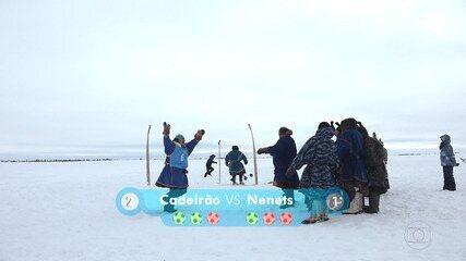Time do Caldeirão disputa 'amistoso internacional' contra os Nenets