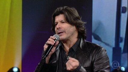 Paulo Ricardo fala da composição do gestual de cada homenageado no 'Show dos Famosos'