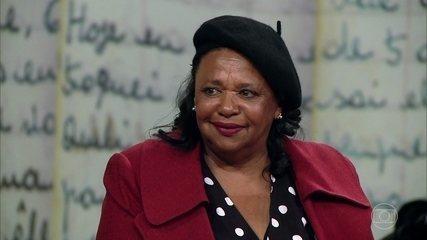 Vera Eunice de Jesus afirma que realizou o sonho da mãe