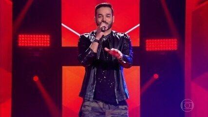 "Daniel Lopes canta ""Girls Like You"""