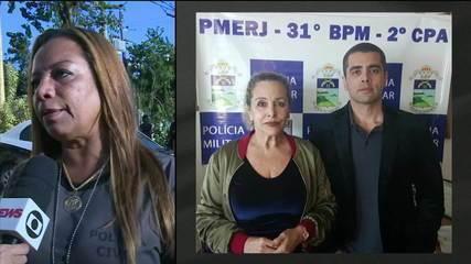 """""""Doutor Bumbum"""" e a mãe dele são presos no Rio de Janeiro"""