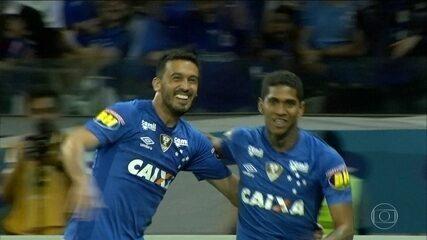 De virada, Cruzeiro vence América-MG por 3 a 1, pelo Brasileirão 2018