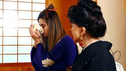 'Estúdio C' mostra tradições japonesas no norte do Paraná