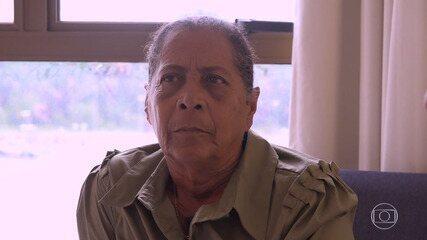 Mãe Nildete viaja para ser professora voluntária em Boa Vista