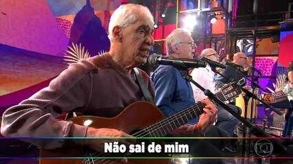 MPB4 canta 'Chega de Saudade'