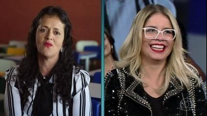 Professora de Marília Mendonça conta que foi a primeira a incentivá-la a cantar