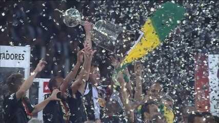 Atlético-MG vence Olímpia e conquista o título da Taça Libertadores de 2013
