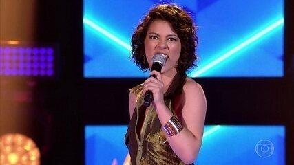 Lílian Menezes canta 'Comportamento Geral'