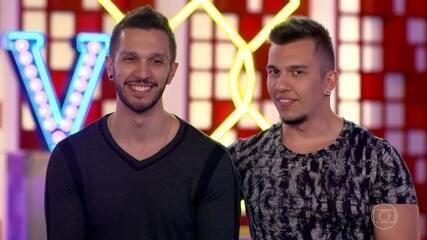 Conheça D'Lucca & Gabriel