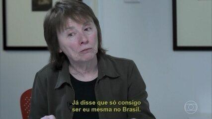 Camille Paglia revela suas impressões sobre o Brasil