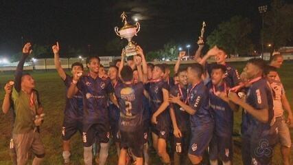 Mundão vence a Copinha da Amazônia em final com briga e agressão à árbitro