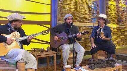 Confira as atrações do Galpão Crioulo deste domingo (5)