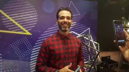 Mouhamed Harfouch comenta participação no Popstar