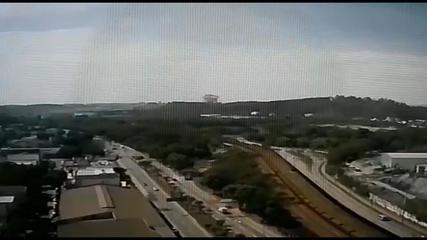 Vídeo mostra momento da explosão na Usiminas