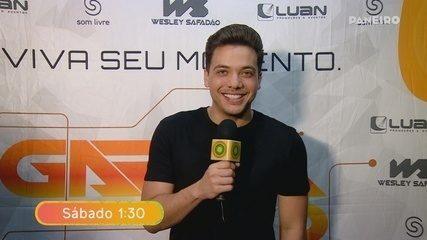 Veja como foi o show de Wesley Safadão em Manaus, no Paneiro de sábado (11)
