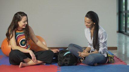 Pet Terapia: veja como os animais podem ajudar a curar doenças