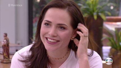 Letícia Colin conta que Rosa foi inspirada em uma amiga