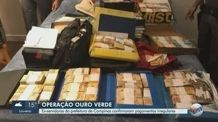 Testemunhas confirmaram pagamentos irregulares da Prefeitura para OS