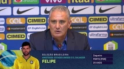 """Tite desconversa sobre críticas a Neymar: """"Merece elogios pelo comportamento"""""""