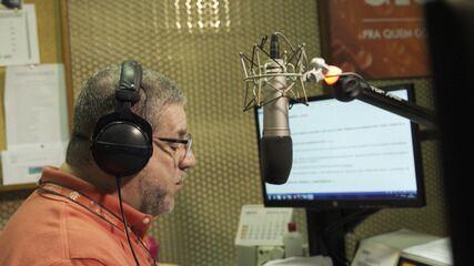 Em homenagem aos 30 anos da Globo FM, programa leva ouvinte para conhecer estúdio da rádio