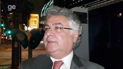Rodolfo Gropen fala sobre o projeto do novo estádio do Atlético-MG