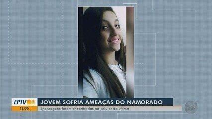 Adolescente de 14 anos que foi morta pelo namorado é enterrada em Pouso Alegre (MG)