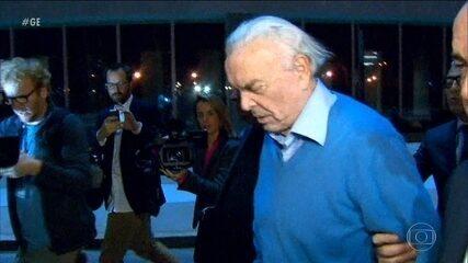 Ex-presidente da CBF, José Maria Marin, é condenado a 4 anos de prisão por corrupção