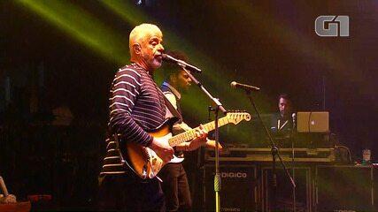 Festival de Inverno Bahia: Lulu Santos toca 'Assim caminha a humanidade'