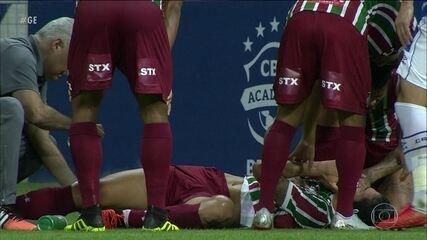 Lesão de Pedro e derrota para o Cruzeiro deixam torcedores do Fluminense angustiados