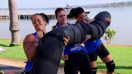 """""""Bora Treinar CrossFit"""": enfim o dia da competição"""