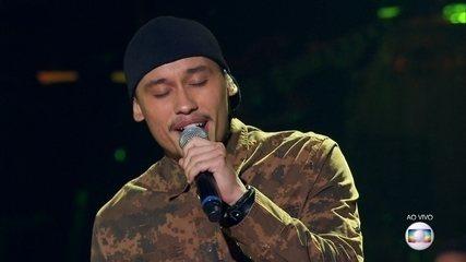 "Kelvin Bruno canta ""Redemption Song"""
