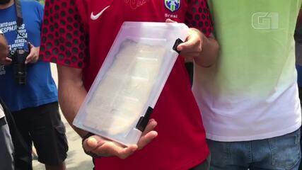 Vigia encontra documento do Museu Nacional na Quinta da Boa Vista