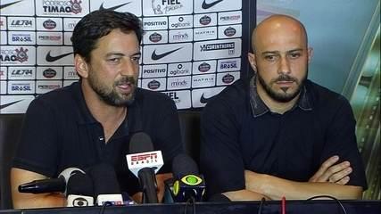 Corinthians anuncia que Osmar Loss não é mais técnico do time e volta a ser auxiliar