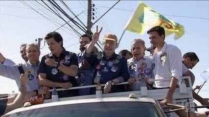 Henrique Meirelles cumpre agenda em Goiás