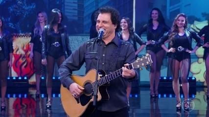Frejat canta 'Amor Pra Recomeçar'
