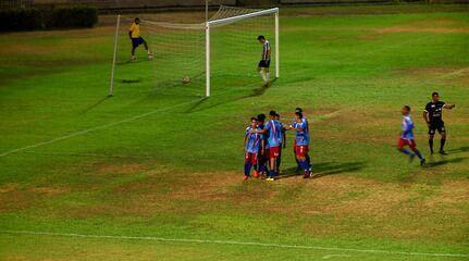 Biroesportes vence com gol de Thiago Mota e coreografia sincronizada