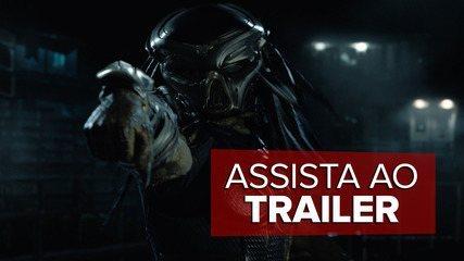 Assista ao trailer de 'O Predador'