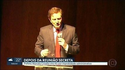 Prefeito Marcelo Crivella vira réu por improbidade administrativa