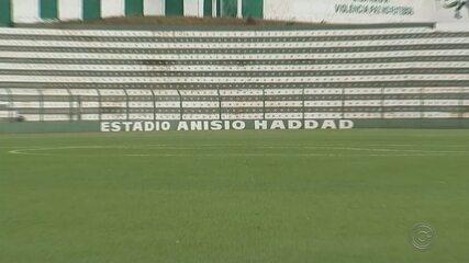 Na busca pelo acesso, o Rio Preto apresenta nova comissão técnica para próxima temporada
