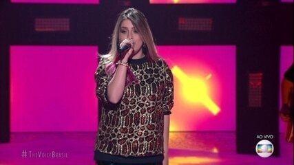 """Isa Guerra canta """"Paga de Solteiro"""""""