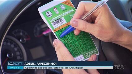 Em 2019, EstaR em Curitiba deve se tornar 100% digital