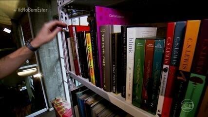 Conheça a biblioterapia, terapia com livros
