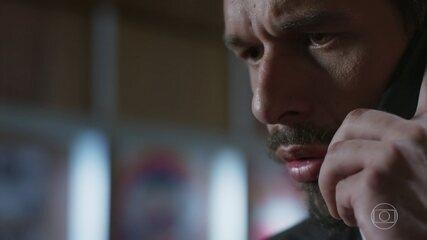 Margot avisa a Alain sobre o estado terminal de Vicente