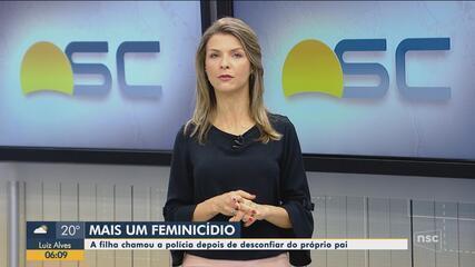 Corpo de mulher é encontrando enterrado em horta de casa em Lages