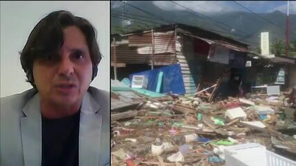 Terremoto e tsunami matam 832 pessoas na Indonésia