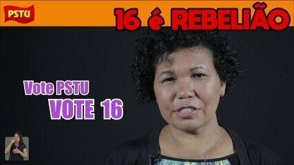 Veja último horário eleitoral da candidata Vera Lúcia