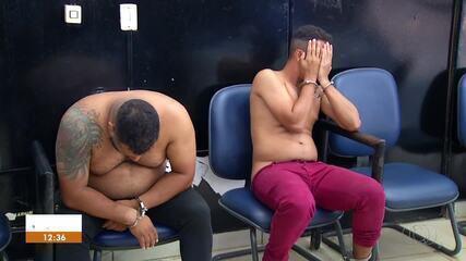 Vítima ajuda polícia a encontrar suspeitos de roubar celulares em show de Palmas